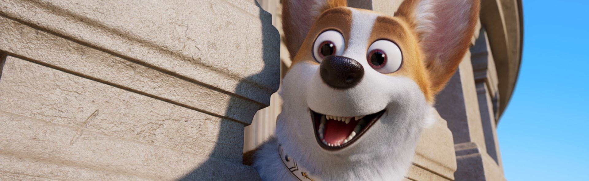 Film Sewcial: The Queen's Corgi (PG)