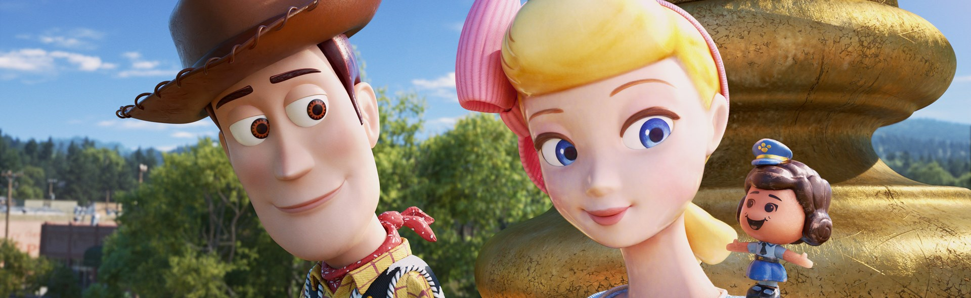 Film Sewcial: Toy Story 4 (PG)