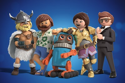 Film Activity Day: Playmobil