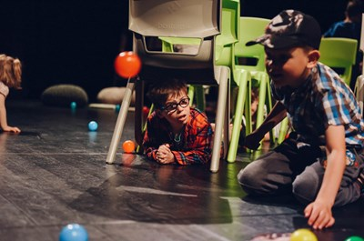 Theatr Iolo Play Sessions