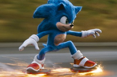 Sonic The Hedgehog (PG)