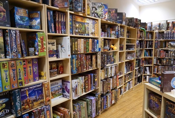 Chapter & Rules of Play: enjoy games, help Chapter, and support local business