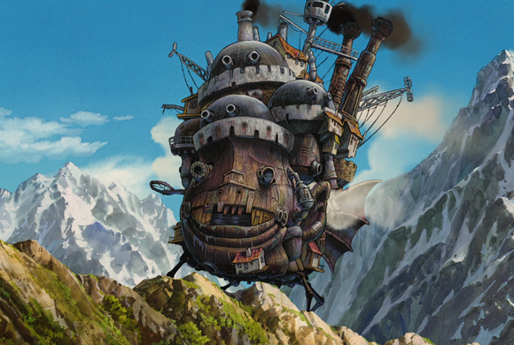 Fun Film Study – Howl's Moving Castle