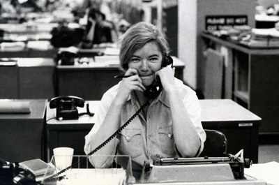 Chapter From Home: Raise Hell: The Life and Times of Molly Ivins